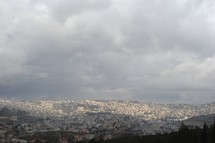 Nazareth as viewed from Mt. Precipice