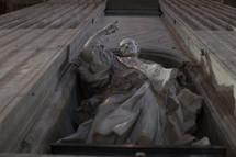 statue in Rome Italy