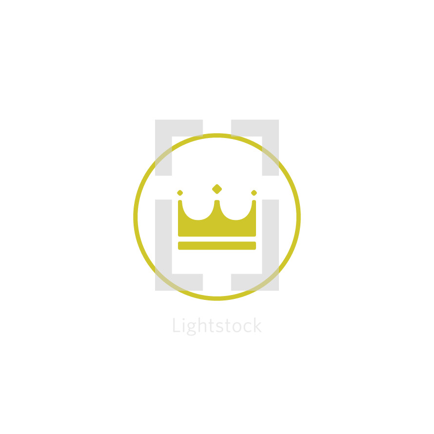 crown badge