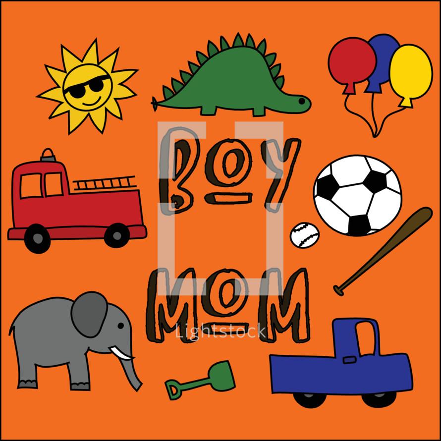 Boy Mom