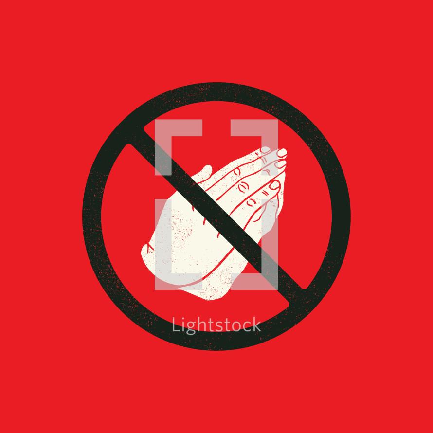 no prayer, religious freedom