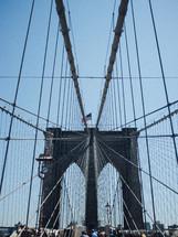 bridge support cables
