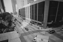 A city street