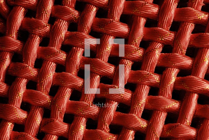 nylon basket weave