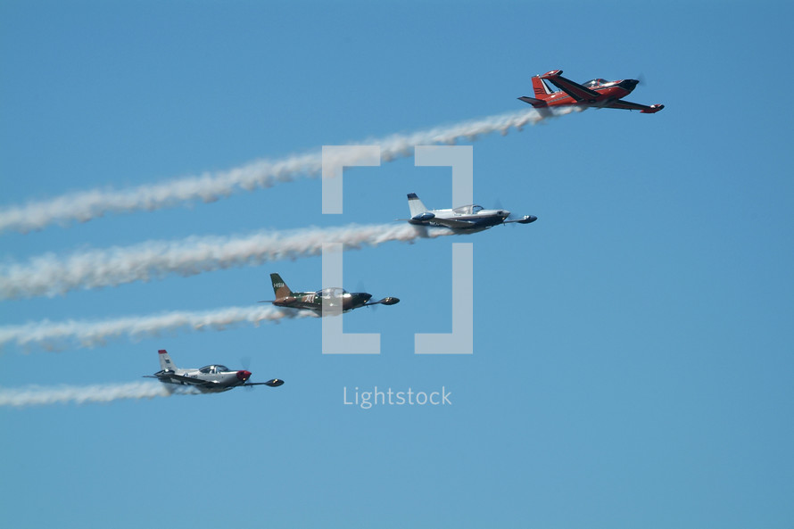 aircraft display team