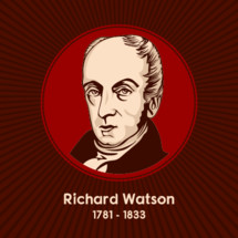 Richard Watson (1781 - 1833) was a British Methodist theologian who was one of the most important figures in 19th century Methodism.