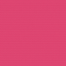 polka dots on pink background.