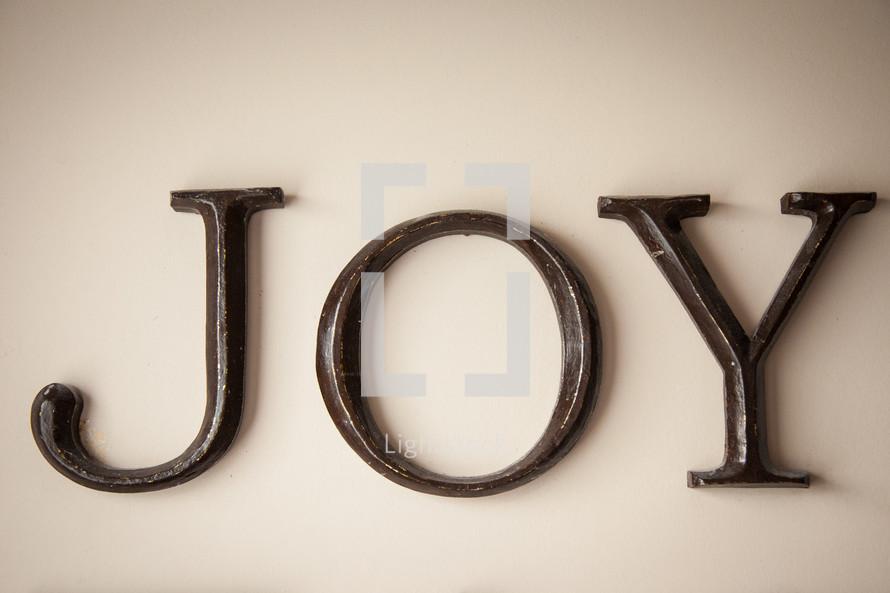 word Joy