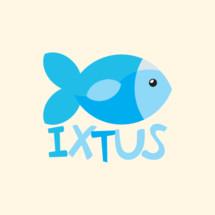 fish, ixtus