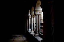 stone columns
