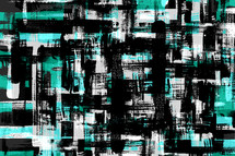 blue, white, and turquoise abstract background