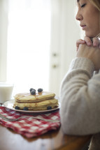 prayers before breakfast