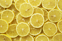 lemon slices background