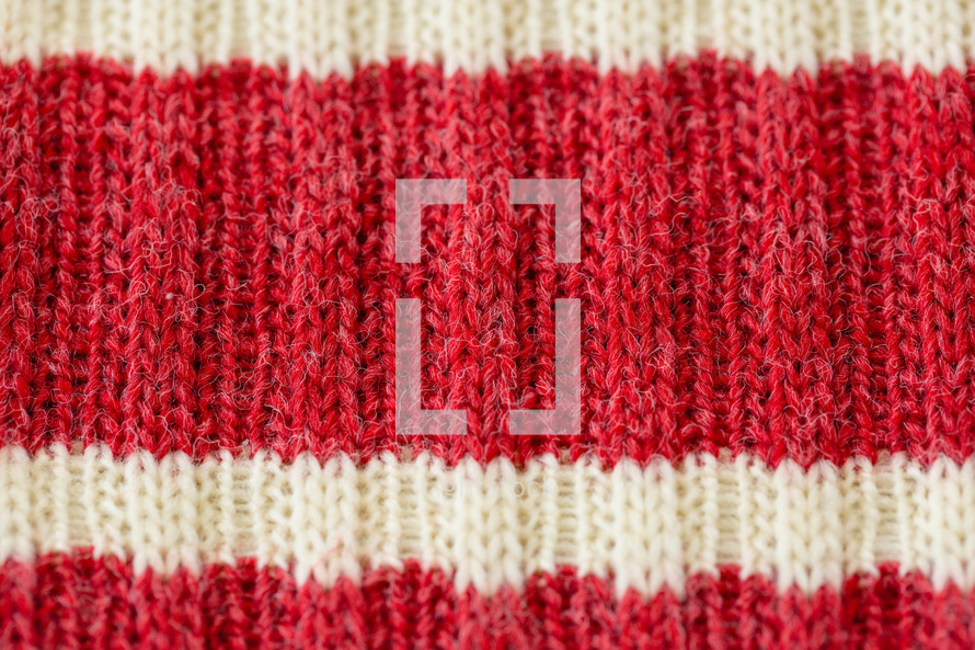 Christmas Sweater Background.Textured Wool Christmas Sweater Background Photo Lightstock