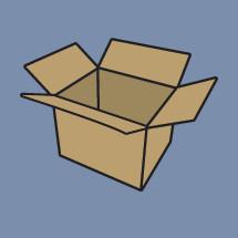 empty box