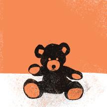 teddy bear illustration.