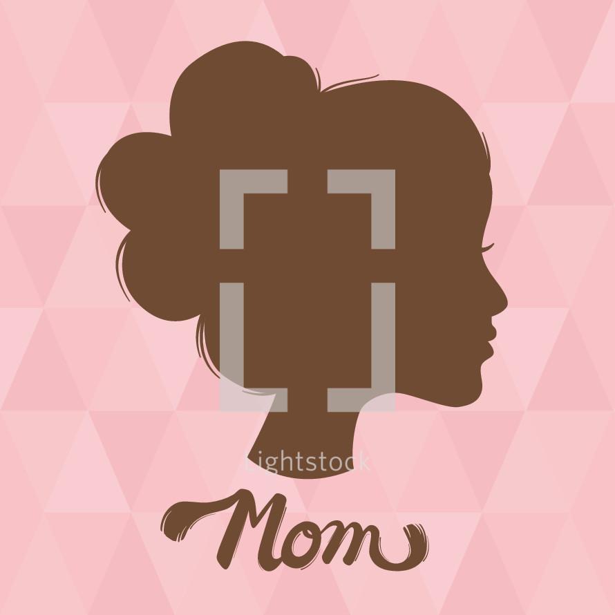 mom silhouette