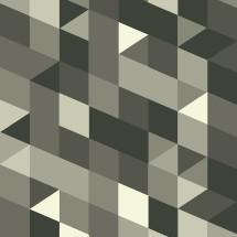 geometric triangle background.