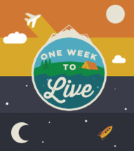 One week to live