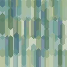 Earth tones geometric pattern
