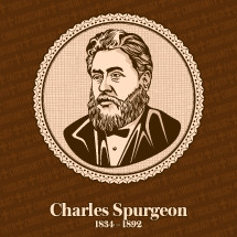 """Charles Haddon Spurgeon (1834 – 1892) was an English Particular Baptist preacher. Spurgeon remains highly influential among Christians of various denominations, among whom he is known as the """"Prince of Preachers"""". He was a strong figure in the Reformed Baptist tradition."""