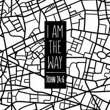 I am the way, John 14:6