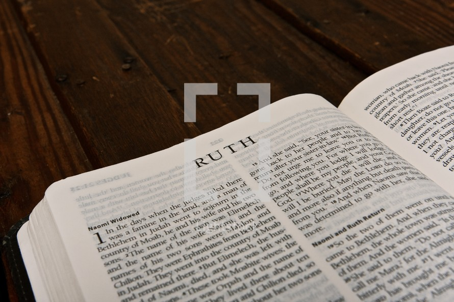 Scripture Titles - Ruth