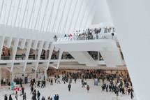 NYC building interior