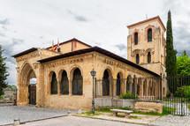 old church of San Juan de los Caballeros, Segovia, Castilla Leon