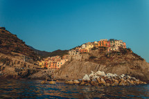 sea side village