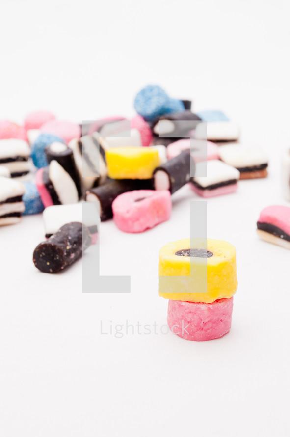 candy taffy