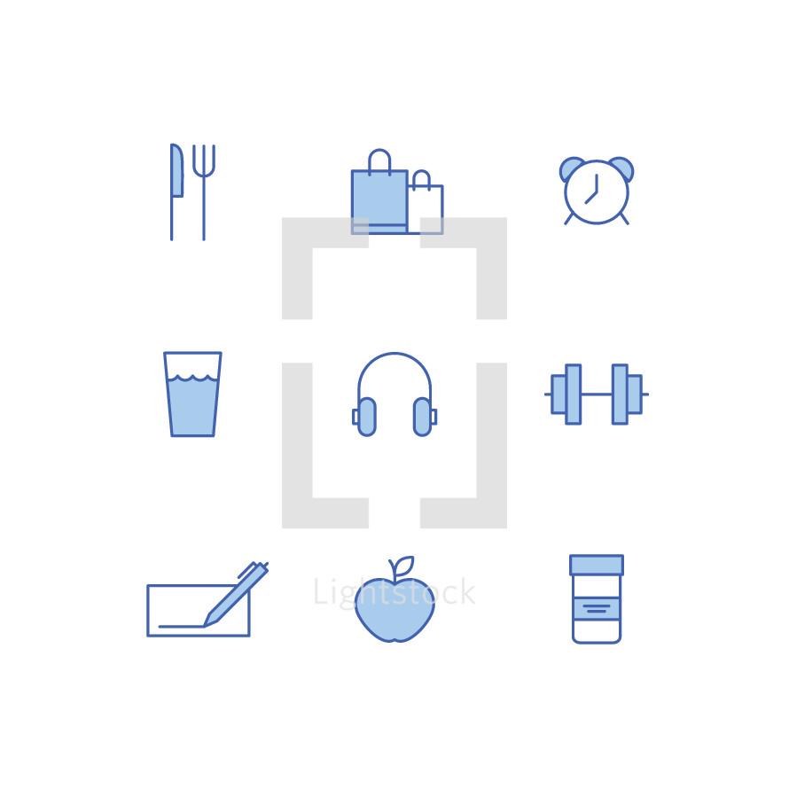 lifestyle icons