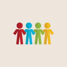 diversity concept.