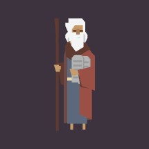Moses icon