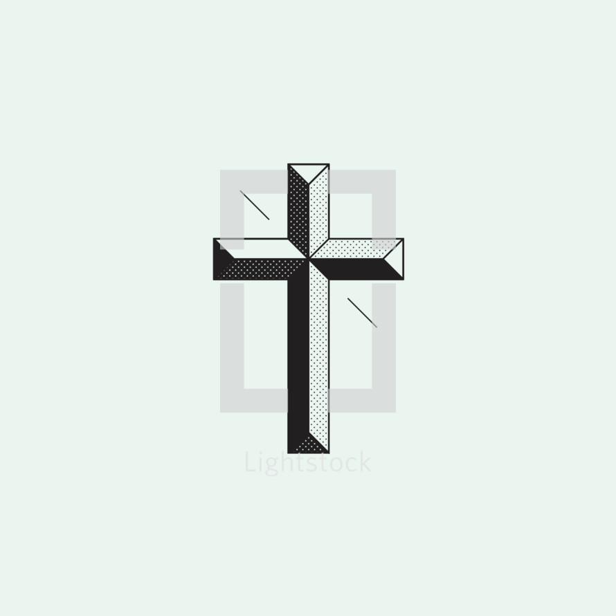 dimensional cross
