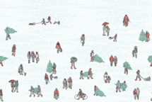 tiny winter people