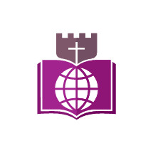 tower, cross, castle, purple, Bible, pages, globe, world, church, kingdom