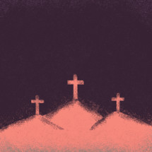 Calvary crosses