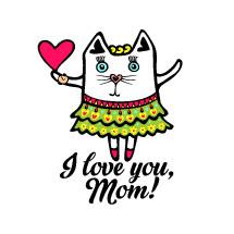 l love you mom
