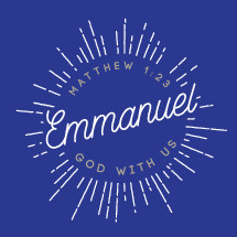 Matthew 1:23, Emmanuel, God with us