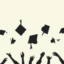 graduation celebration.