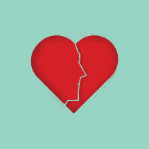 Face In a Broken Heart.