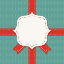 Christmas gift top