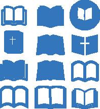 12 Bible Icons