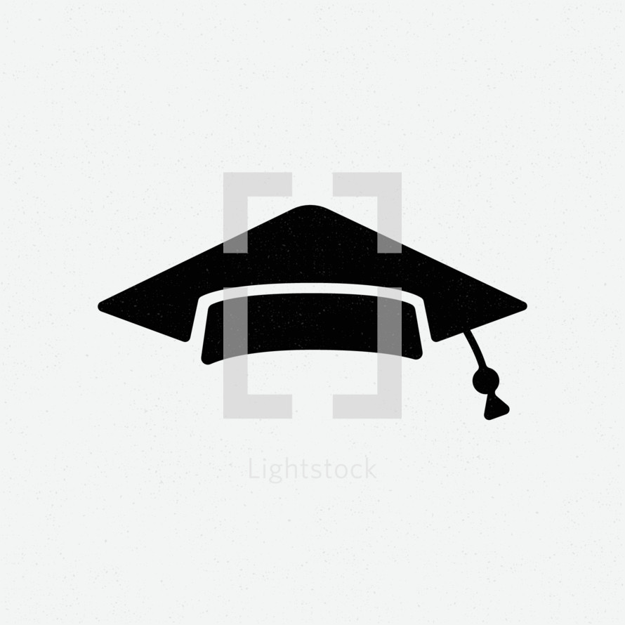 icon of a graduation cap