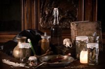 vintage Apothecary - or: