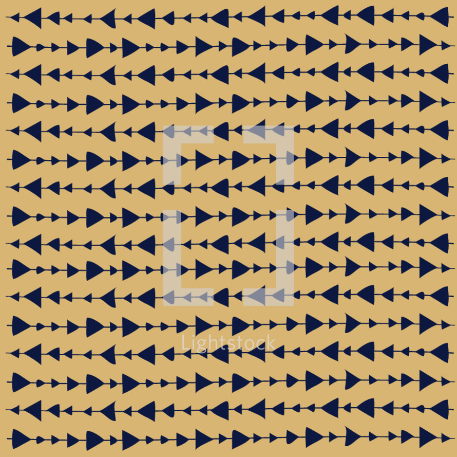 arrow pattern background
