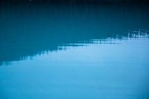 ripples in lake water
