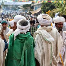 crowded celebration in Ethiopia