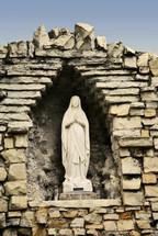 Shrine of the Virgin Mary